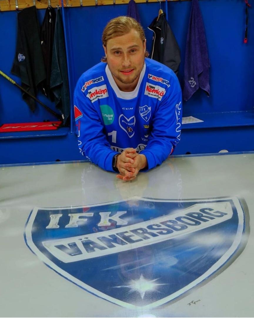 Фото IFK Vanersborg.