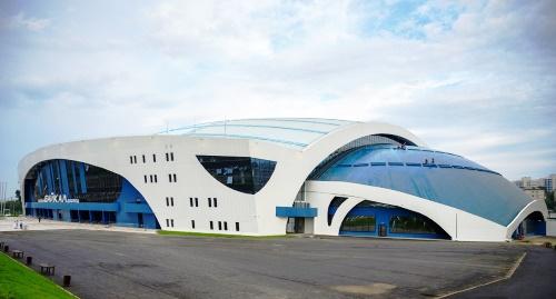 Стадион ЛД «Байкал