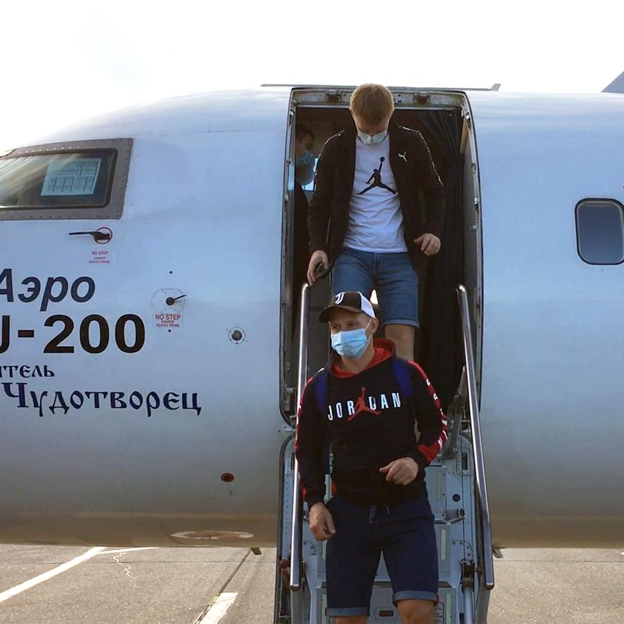 "Фото пресс-службы ХК ""Байкал-Энергия""."
