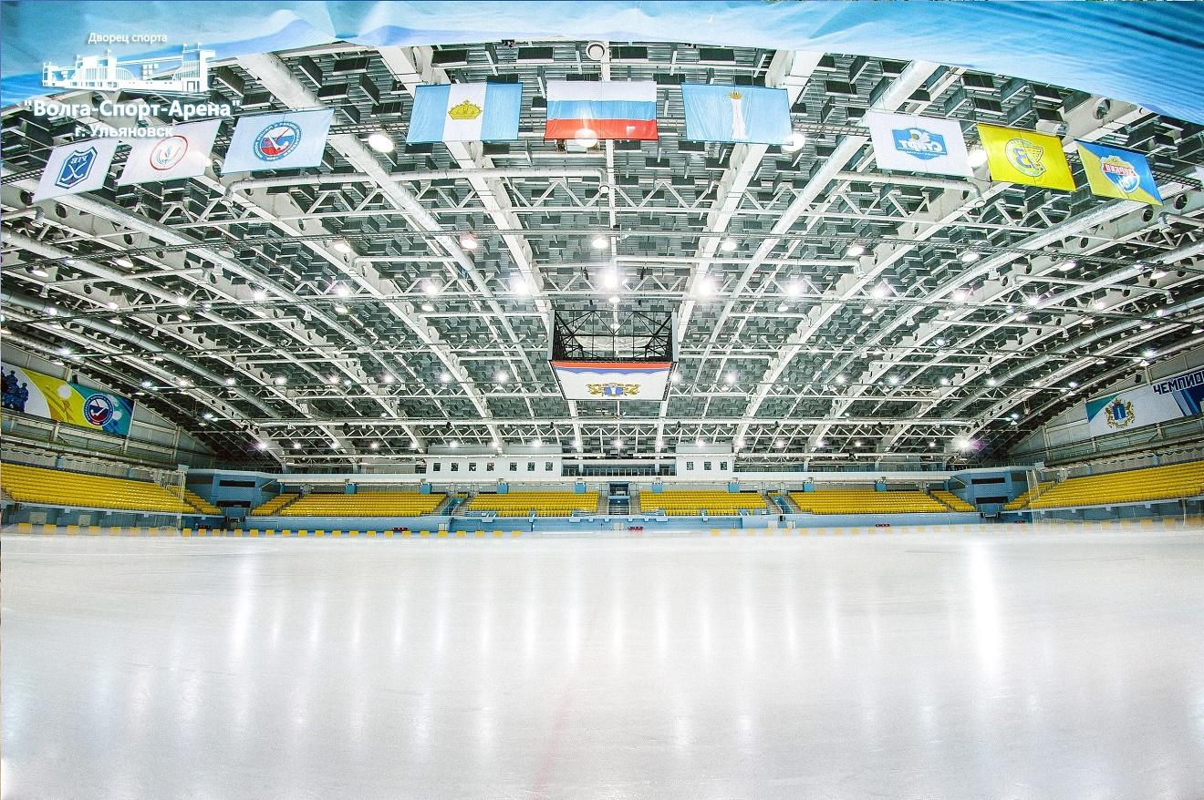 """Фото """"Волга-Спорт-Арены""""."""