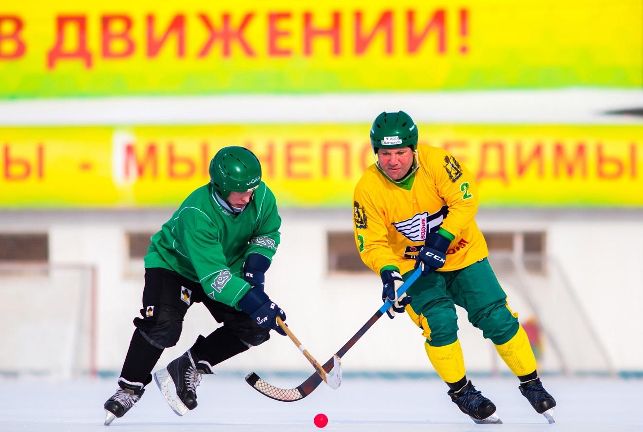 Фото Олега Сидорова.