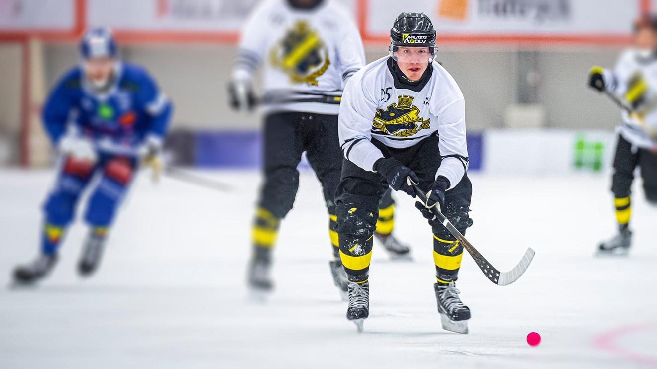 Фото svenskbandy.se.