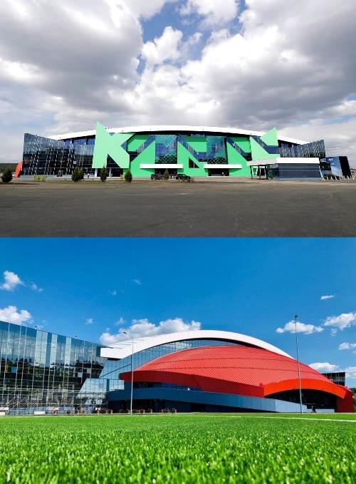 Стадион ЛД «Кузбасс
