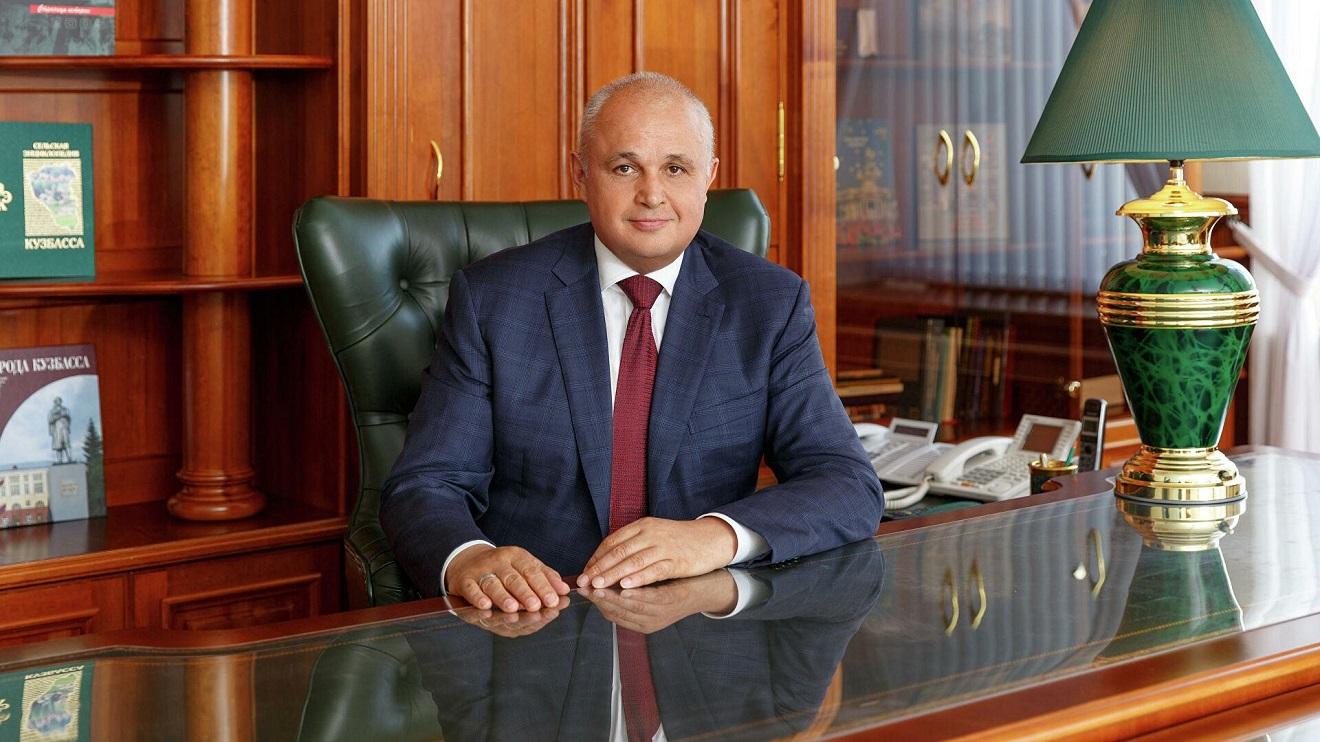 Фото пресс-службы Правительства Кемеровской области.